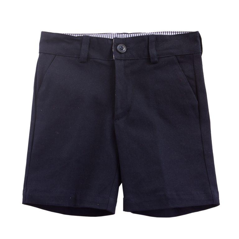 Kiriki Boys Navy Traditional Shorts