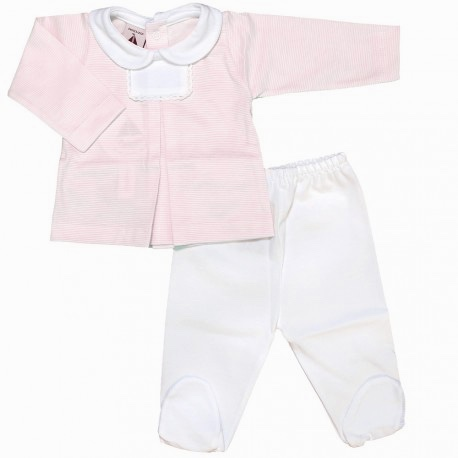 2 PIECE BABIDU BABYGRO SET SPANISH CHILDREN'S WEAR