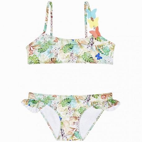 Girls Condor Girls Swiwear Children's Designer Swimwear