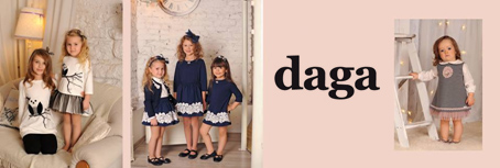 Daga Childrens Clothes for Boys and Girls