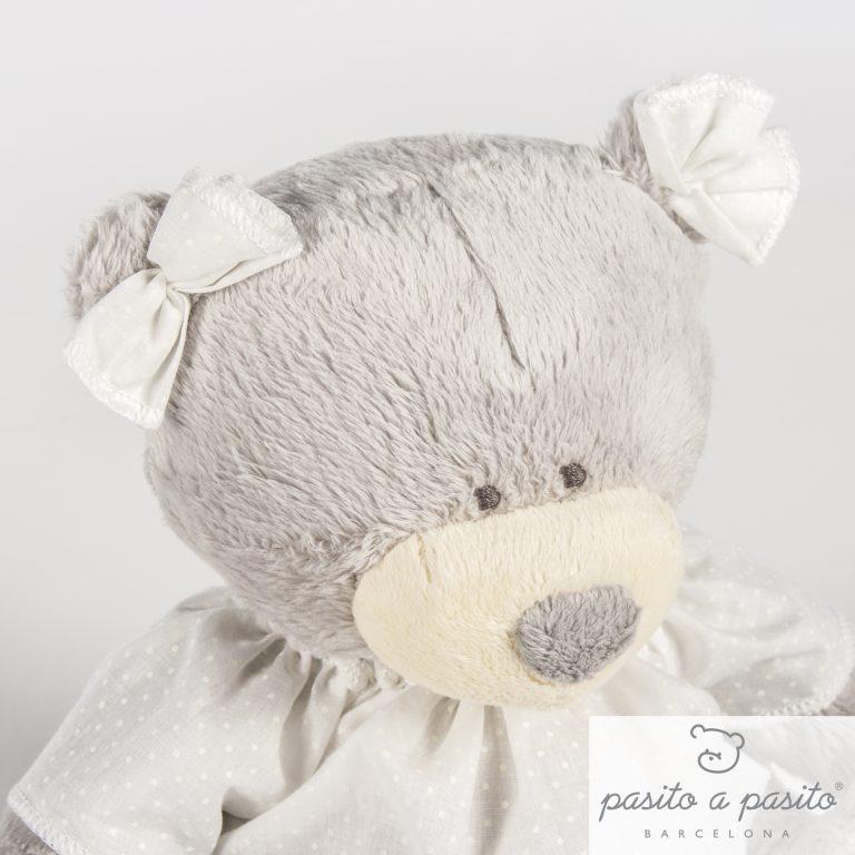 pasito a pasito teddy bear