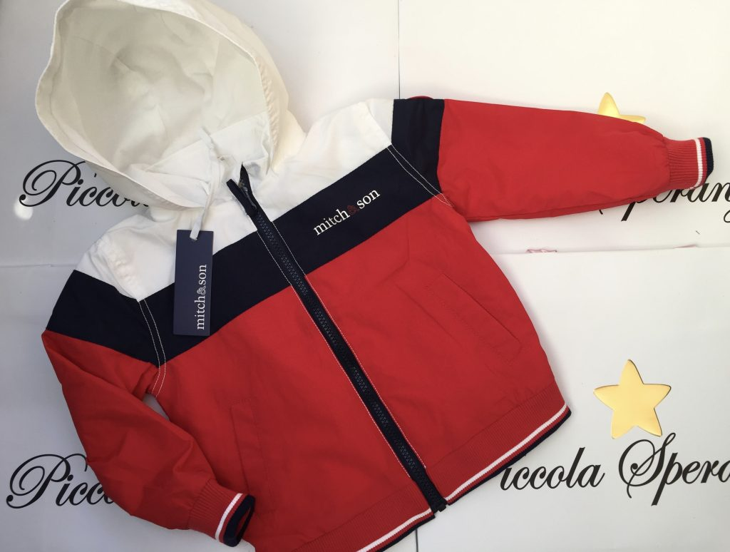 MITCH & SON BOYS COAT