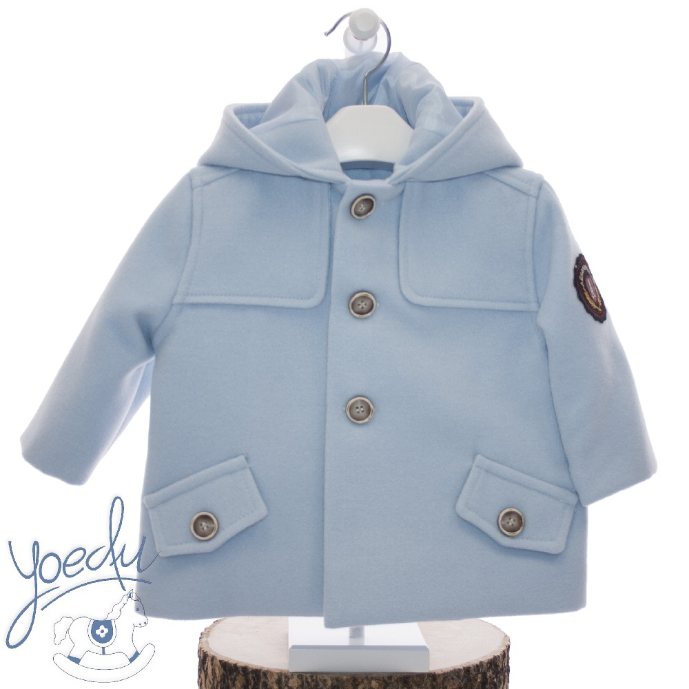 YOEDU BOYS COAT
