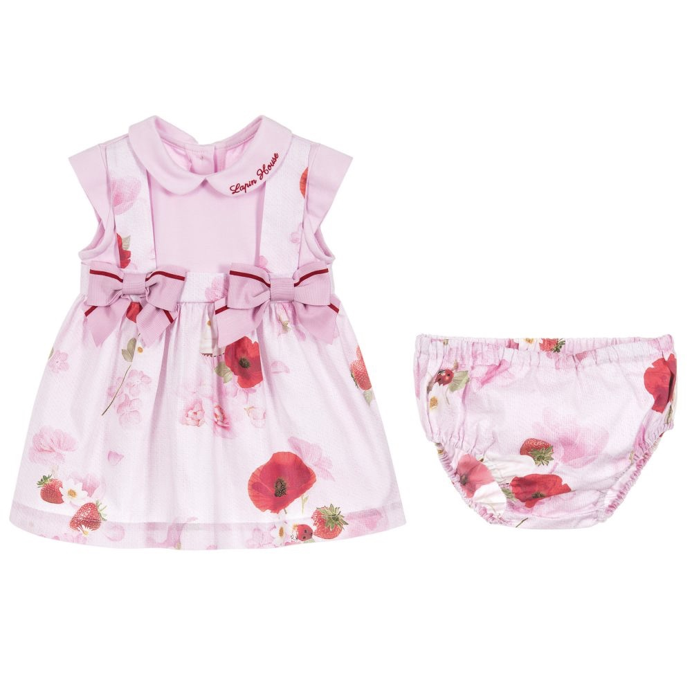 LAPIN HOUSE BABY SET