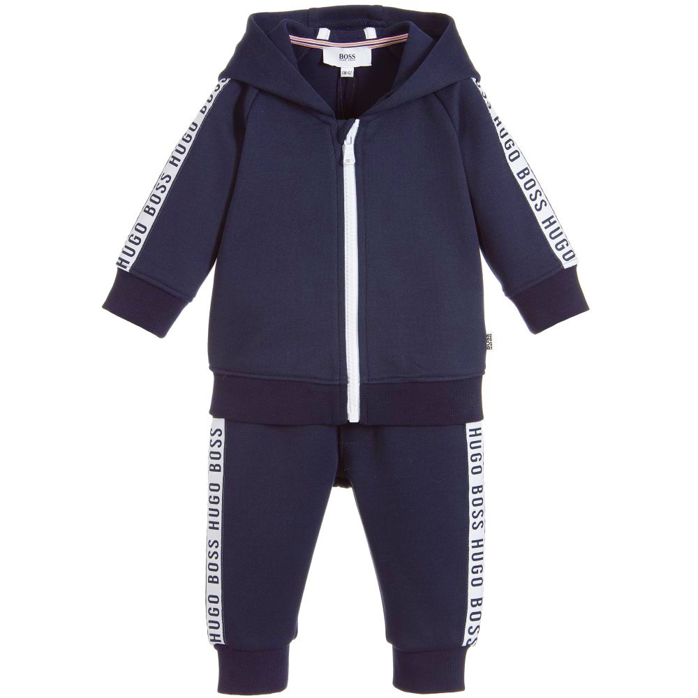 BOSS BOYS TRACKSUIT