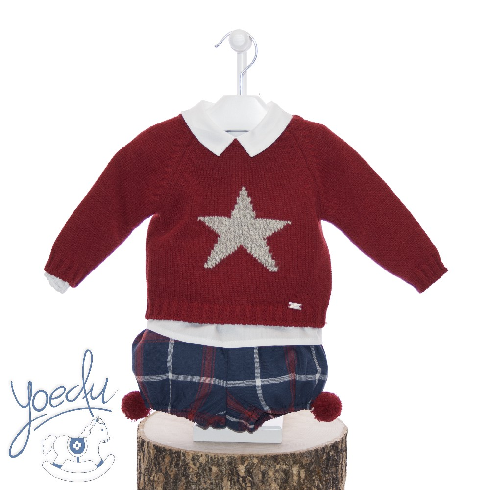 YOEDU BOYS ROMPER SUIT