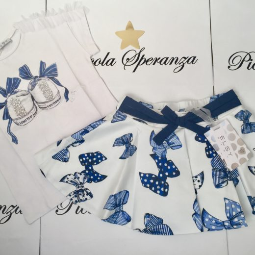 elsy skirt set