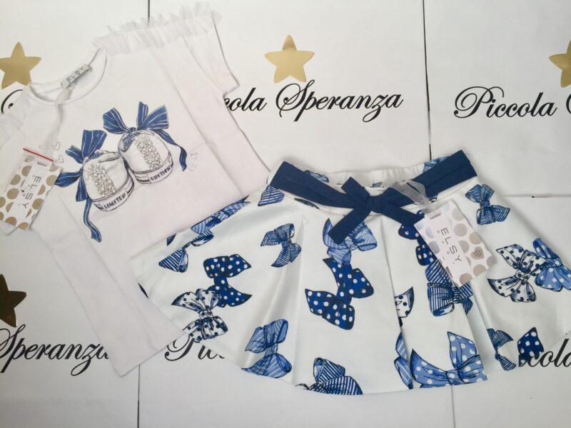 elsy skirt set