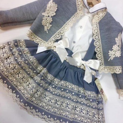 Kobez skirt set