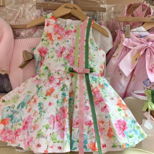 Daga Girls Floral Dress